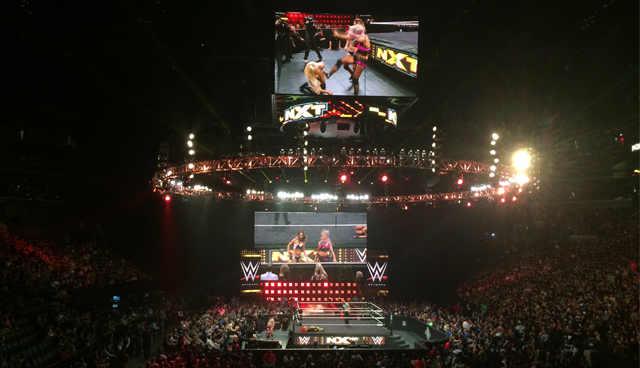 WWE Ladders Into VR Ring With Samsung