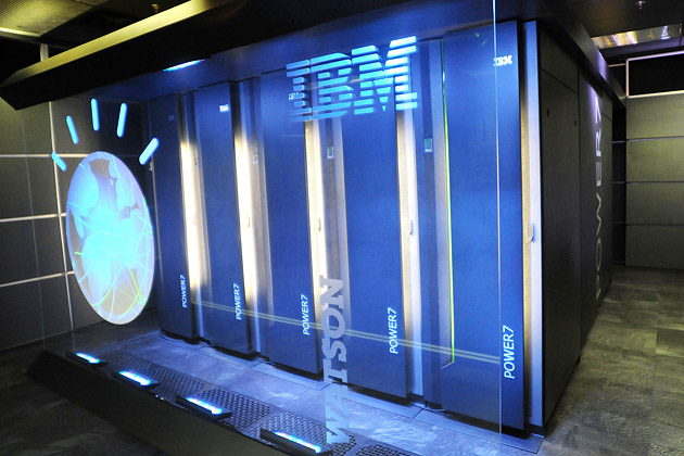 The artificial intelligence of IBM