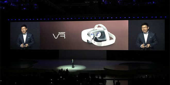 Huawei Launches VR Headset to P9 and P9 Plus