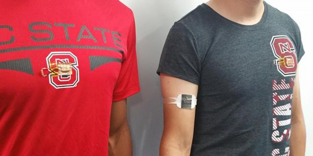 A Study Claims To Power Wearable Devices Through Body Heat