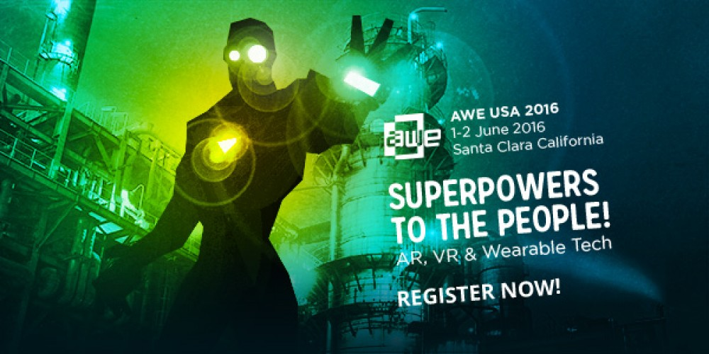 AWE USA 2016 – 45% discount for Infinityleap members and 2 FREE tickets for best authors