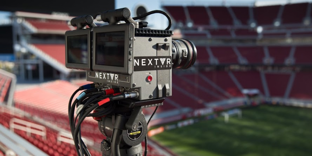 FOX Sports And NextVR Teams Up To Broadcast Live Sports In Virtual Reality