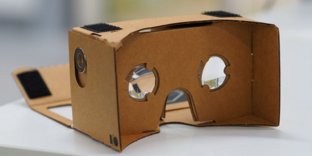 Google Is Working On A Virtual Reality Version Of Chrome For Android Devices