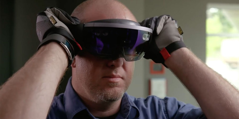 Hololens: The Virtual Reality Headset For Elevator Repair