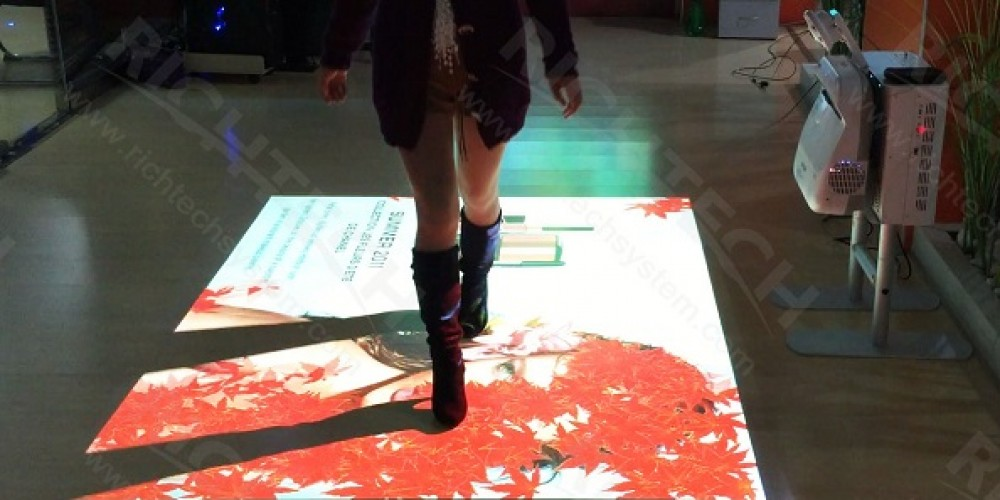 RichTech's Popular Interactive Floor Gets a Revolutionary Upgrade