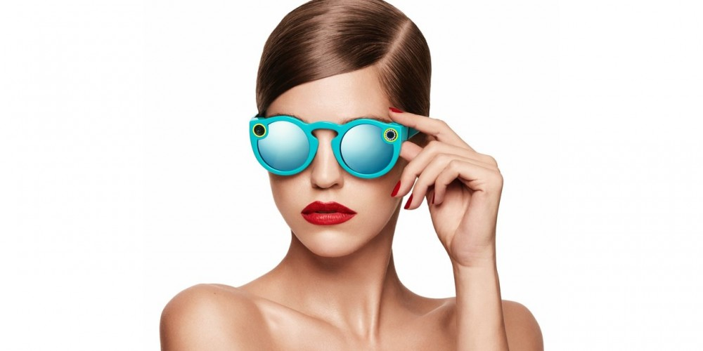 Snapchat's New Glasses Can Capture hands-free Video