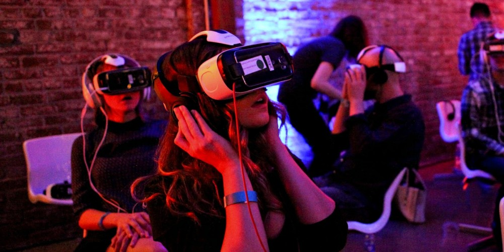 Toronto's First Virtual Reality Theatre