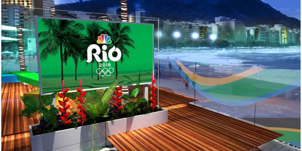 NBC & Samsung Want To Broadcast The Olympics In Virtual Reality
