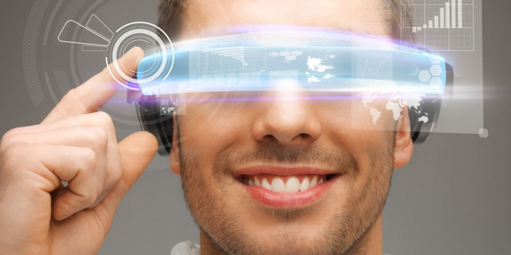 Smart Glasses? It's all about perspective.