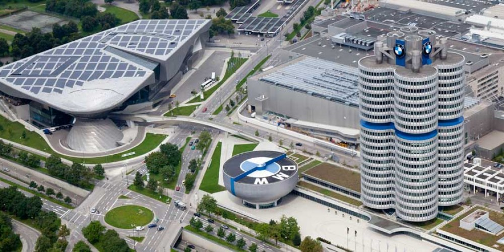 BMW's Early Adoption Of IoT In Car Repair Branch Reaps Rewards