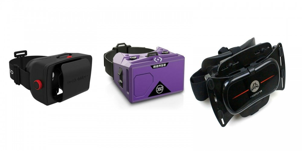 Hottest VR Mobile Headsets Around