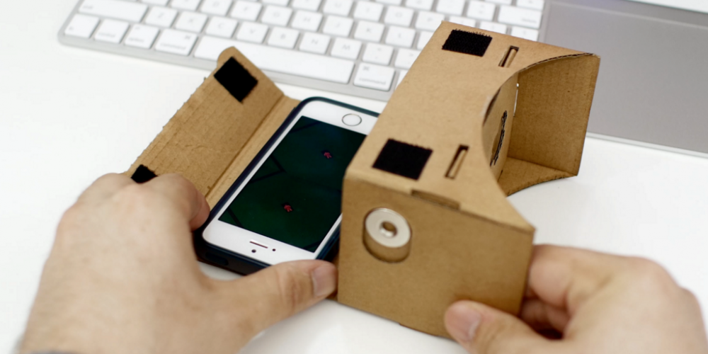 Google Drives VR To iPhones By Bringing Cardboard Compatibility To iOS