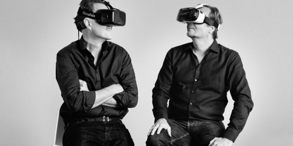 Argument Between VR And AR In Vogue