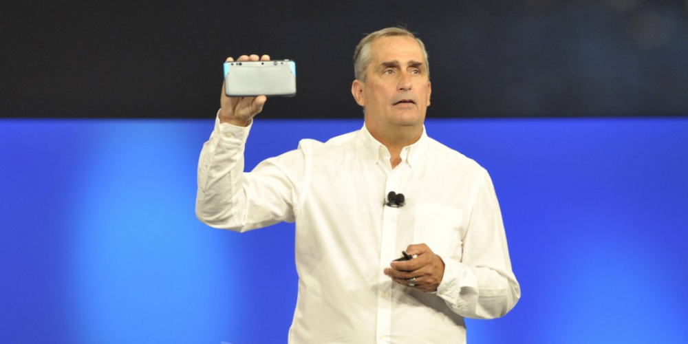 Google – Intel to Launch Augmented RealitySmartphone