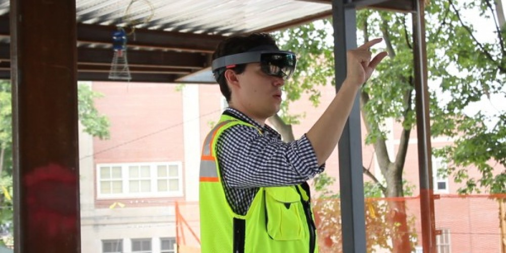 Augmented Reality Could Speed Up Construction Projects