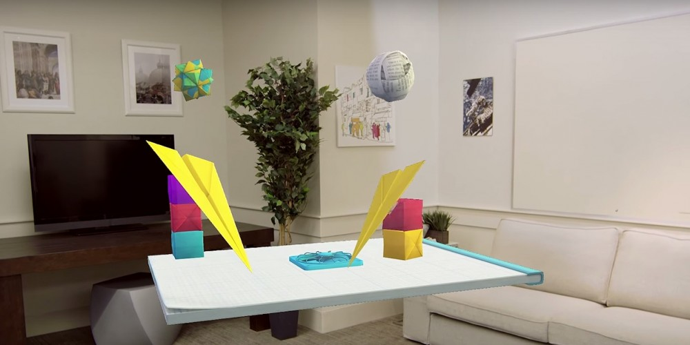 The Hololens: Field of Vision