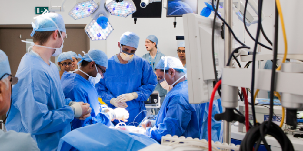 The Royal London Hospital Plays A Host To First VR Operation