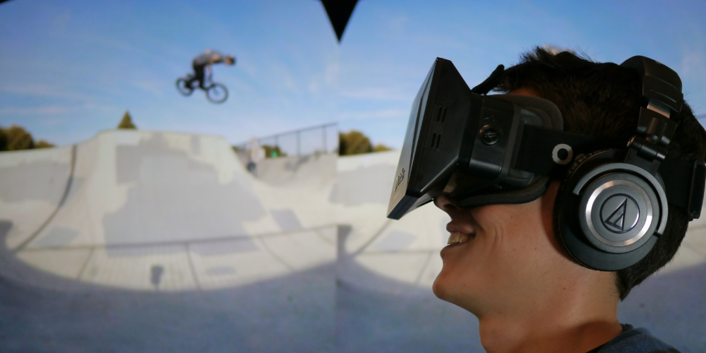 Jaunt Announced A Virtual Reality App For Sony's PlayStation VR