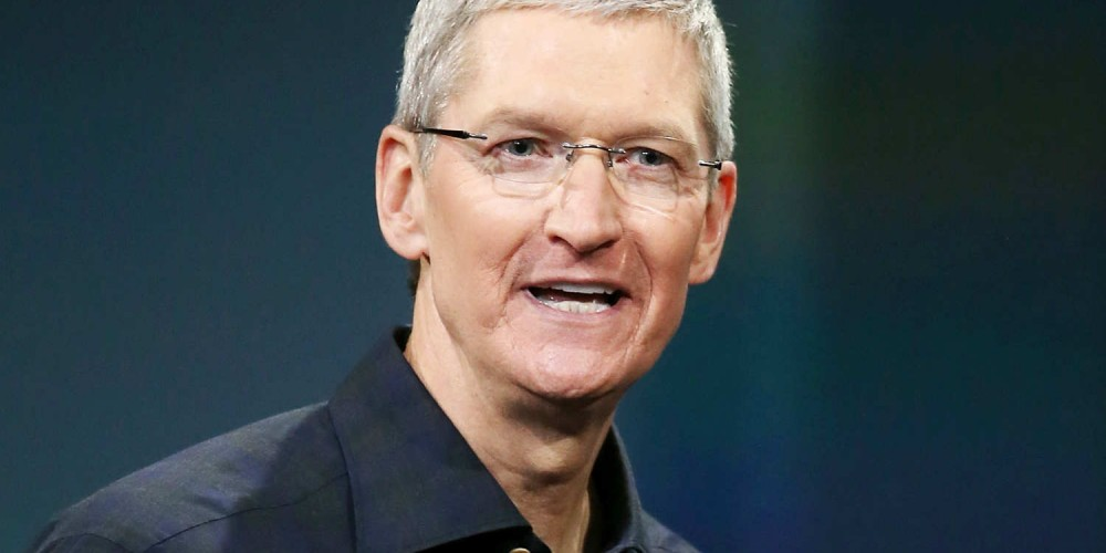 Tim Cook Thinks Virtual Reality Isn't A Niche And Has Some Interesting Applications