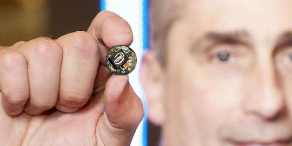 Intel's Wearable Itty-Bitty Curie CPU is Coming To Arduino