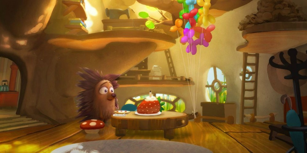 "Facebook Owned Oculus Receives An Emmy For Its VR Short Film ""Henry"""