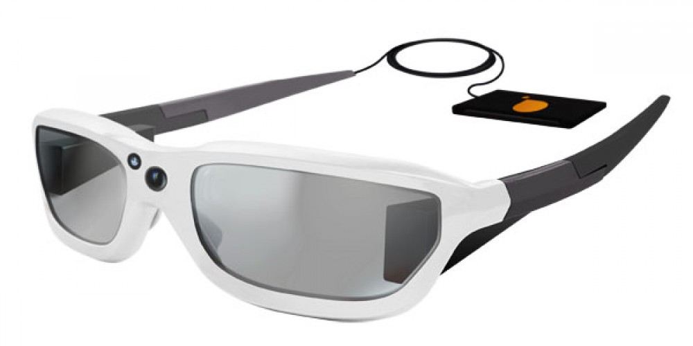 Newcomer from Japan: mirama Smart Glasses with Gesture Control