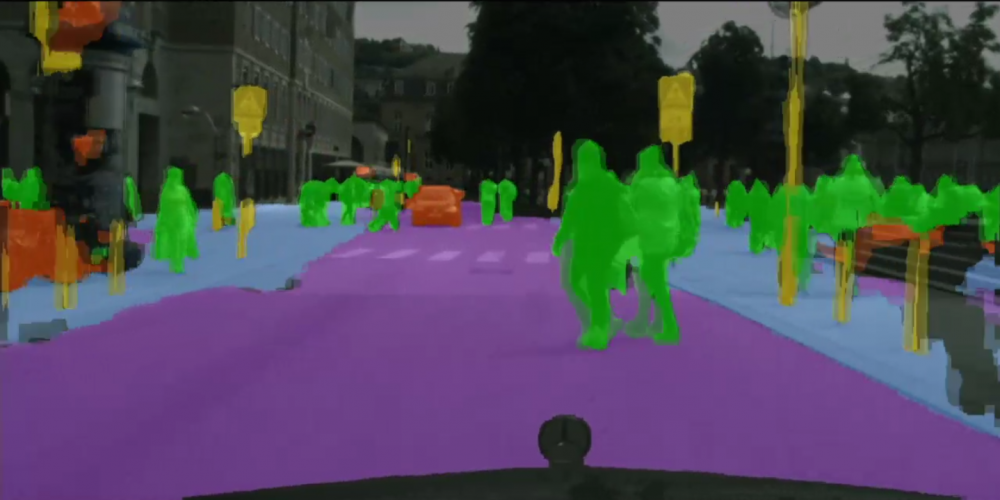 The Cars Have Eyes! NVIDIA Unveils Self Driving Car System at CES 2016