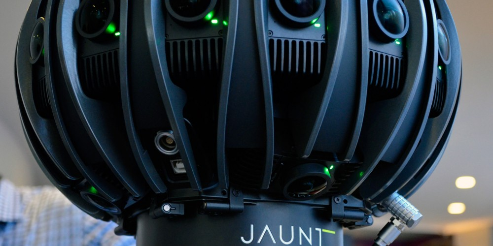 Jaunt Raises $65 Million in Investments