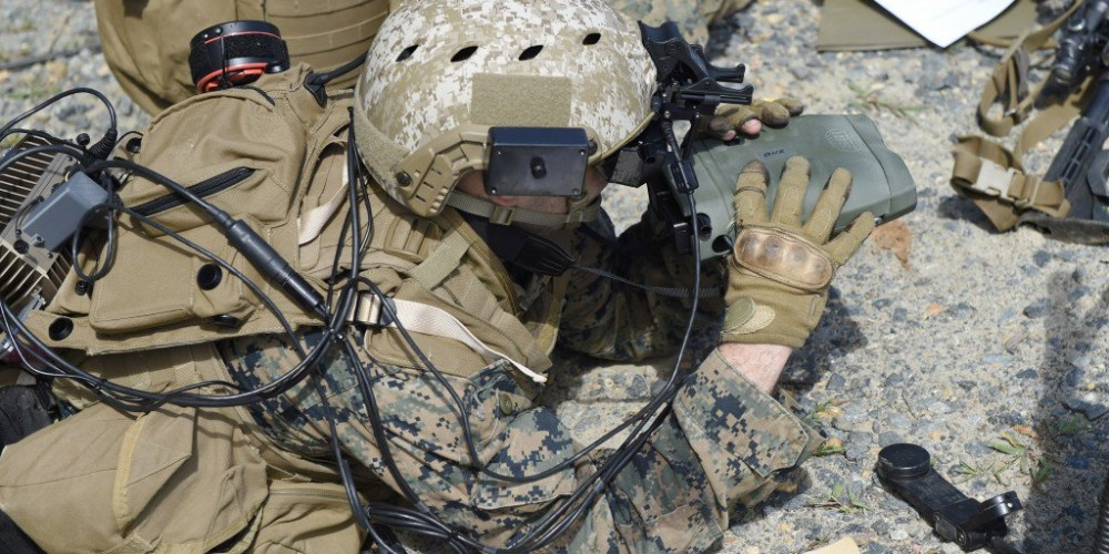 Marine Corps Set To Launch a New Augmented Reality Training Platform