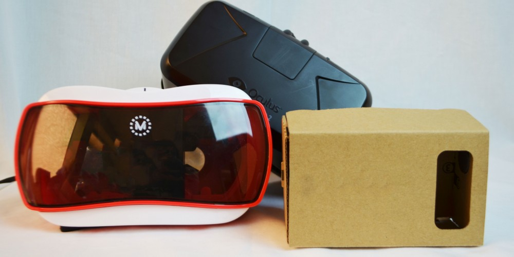 The VR World as I see it……..(for now)