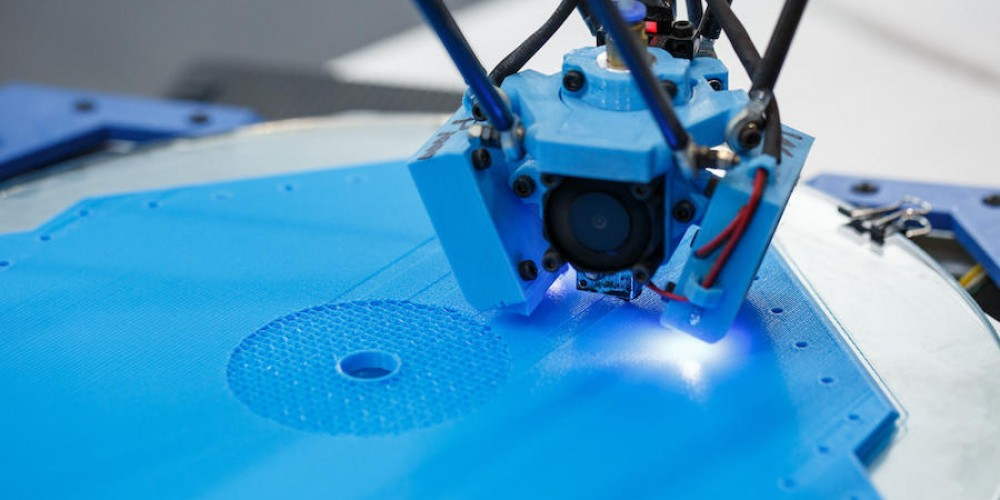 Iot And 3d Printing – The New Manufacturing Revolution