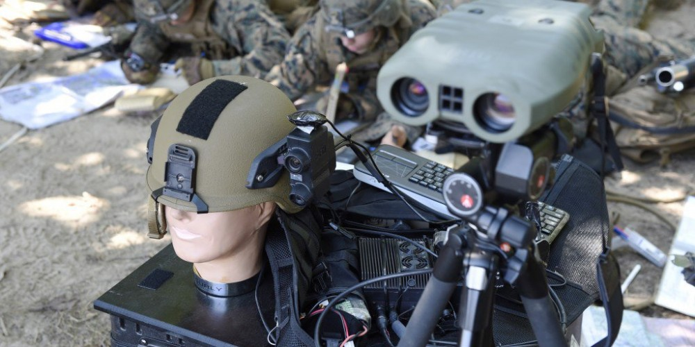 Marines Testing Augmented Reality With AITT