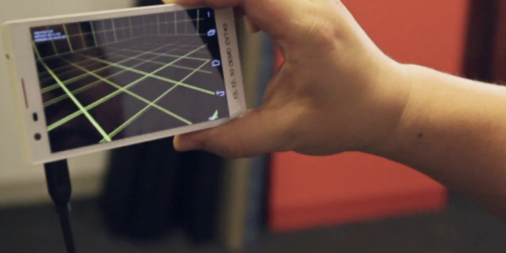 Google's Project Tango is a Brilliant 3D-Mapping Tool