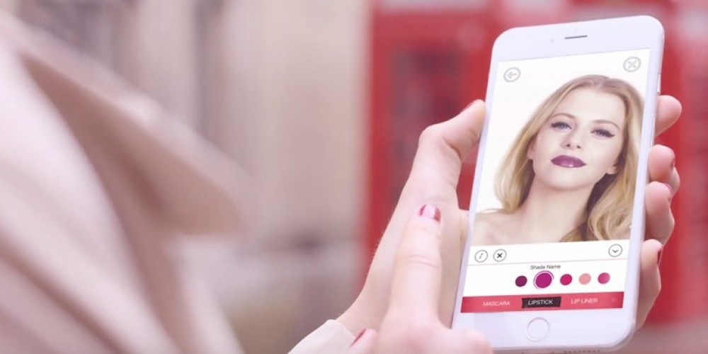 Discover A New You With Rimmel's 'Get the Look' App