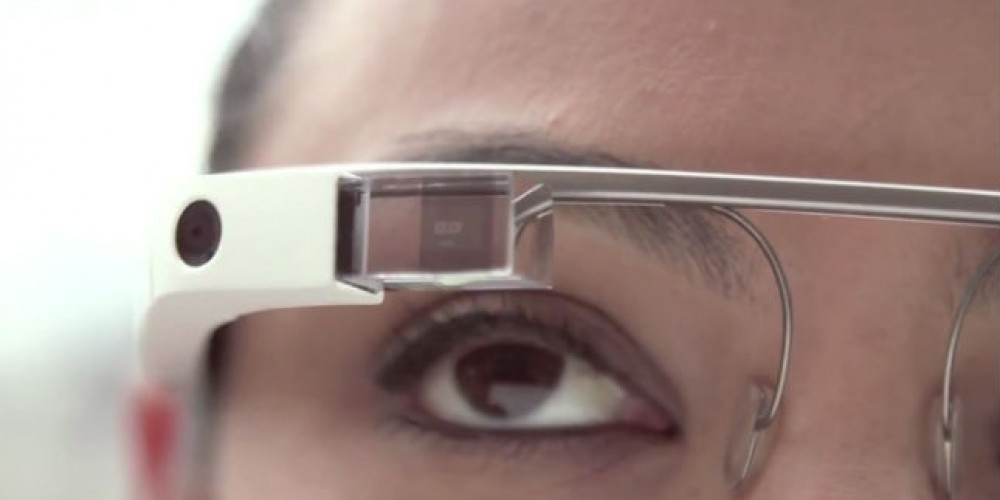 Google Patents Holograms for Google Glass