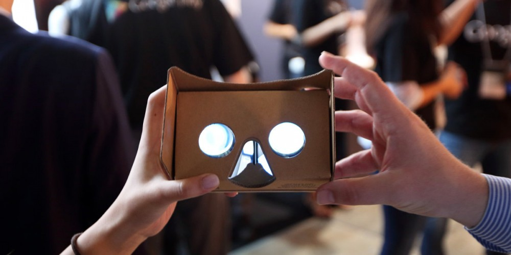 Google Cardboard Virtual Reality App Launched