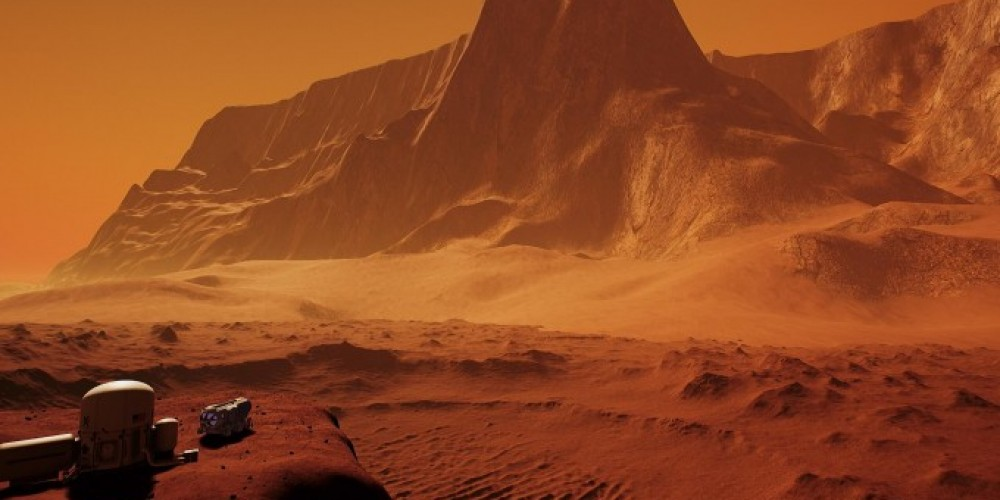 How To Explore Mars Through Virtual Reality