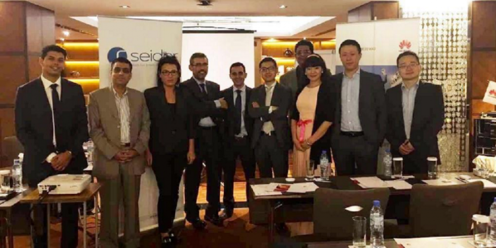 Huawei, SAP & Seidor MENA Join Hands To Offer IoT Solutions In Middle East
