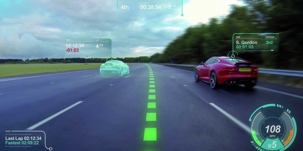 Research and Markets Report Reveals Key Augmented Reality Trends in Transportation
