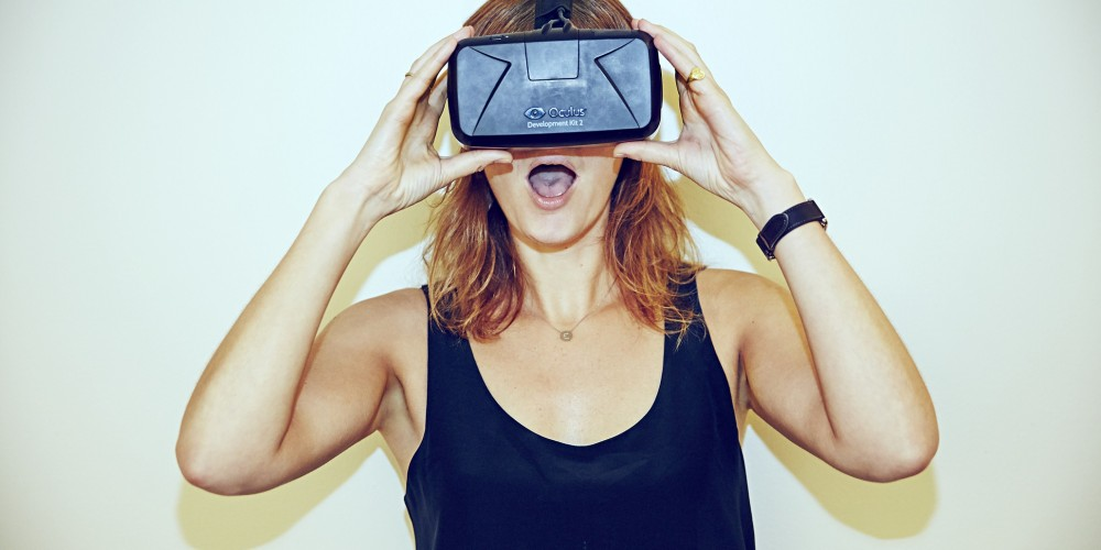 Looming Virtual Reality Has Finally Arrived