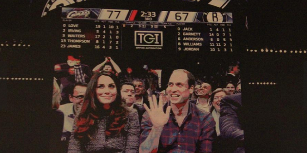 Blippar Unveils Prince William and Kate Augmented Reality Portrait