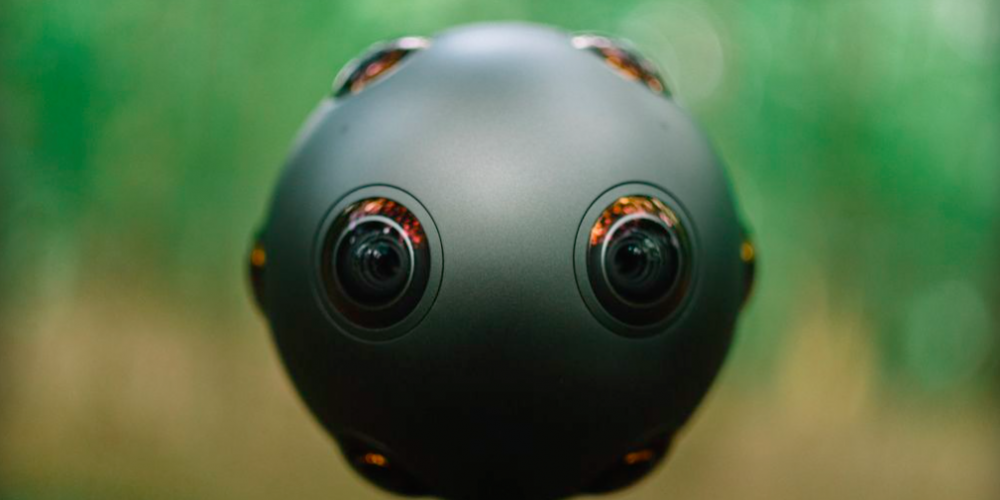 OZO OF NOKIA UNVEILED IN LOS ANGELES