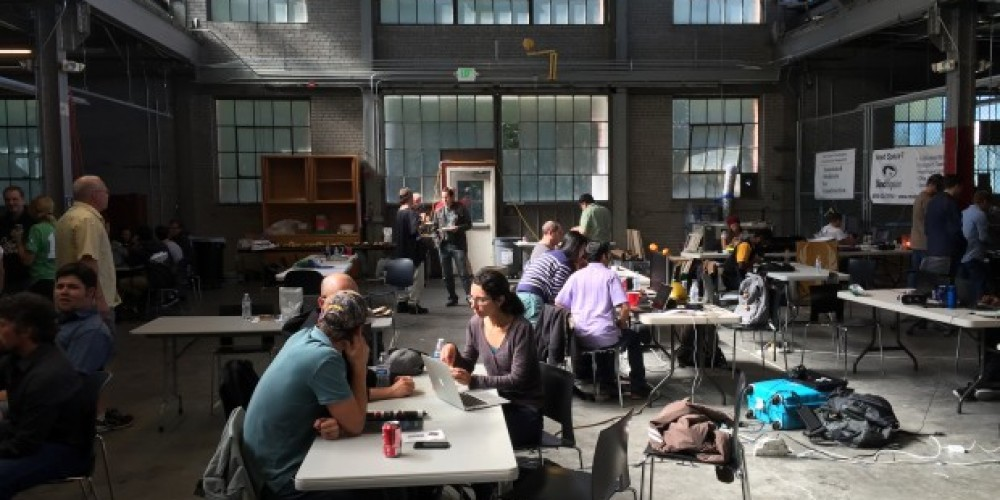 The Seattle Virtual Reality Hackathon Shows Unprecedented Need For Virtual Reality