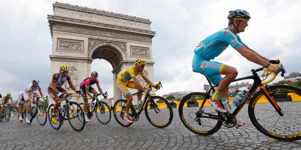 Tour de France- IoT Transforms The Viewing Experience Of Cycling Fans
