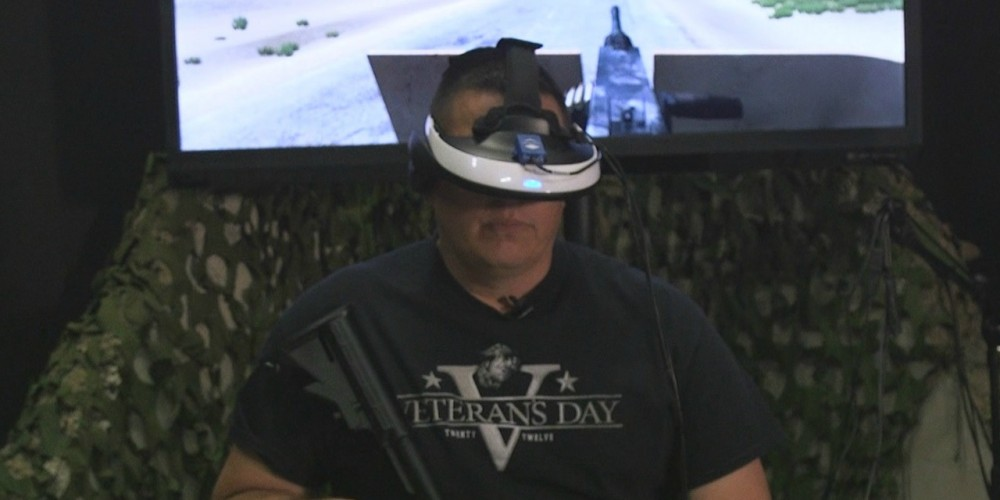 VR Can Cure The Condition Of PTSD Patients