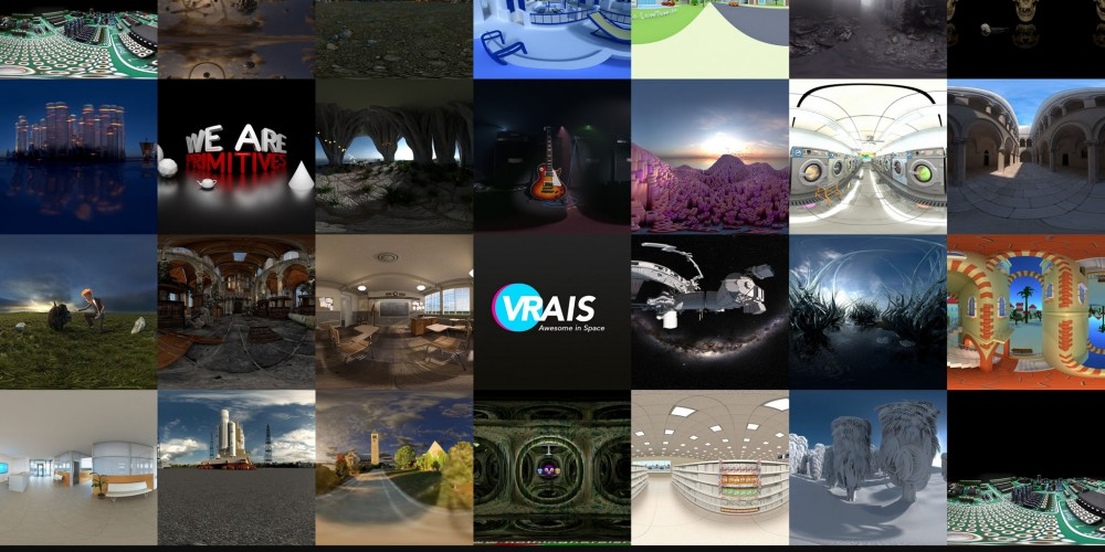 VRAIS – A Community-Powered Virtual Reality Experience