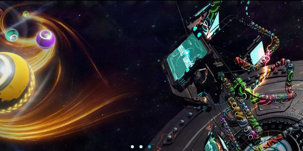 """Viriver Studio's VR Game """"Cosmos Crash"""" Will Be Released On Sept. 2, 2016"""