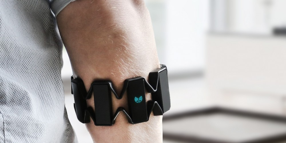 Wearable Tech Company Thalmic Labs Raises $120 Million