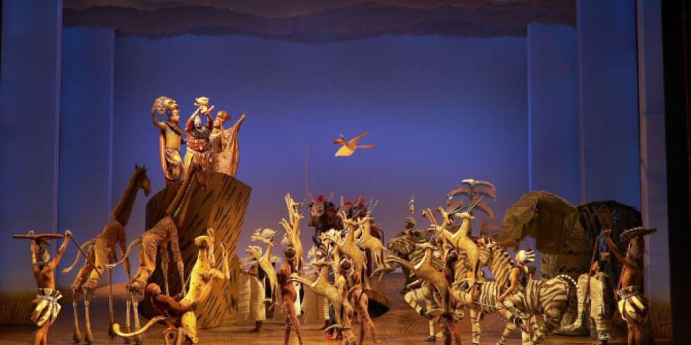 Broadway's 'Lion King,' 'School of Rock' Resort To Virtual Reality To Boost Tickets Sales