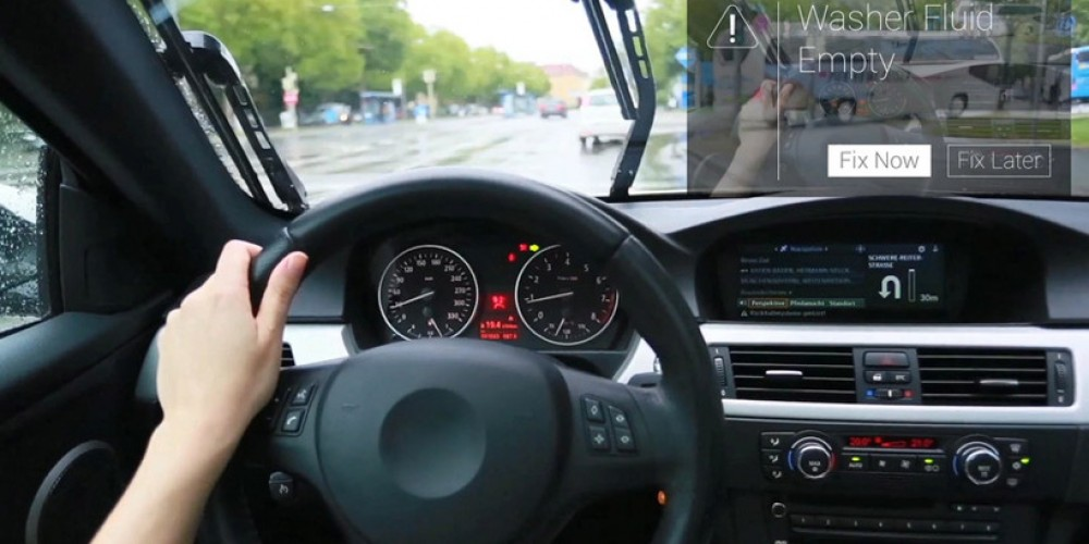 Threats Posed by HUDs before Drivers
